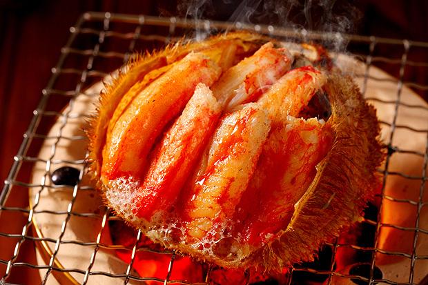 毛蟹の美味しい食べ方むき方さばき方